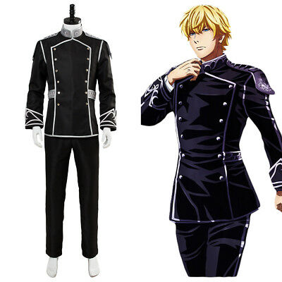 Legend of the Galactic Heroes Die Neue These Yang wei li Cosplay Costume Uniform