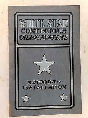 1903 White Star Continuous Oil System Engine Catalog Pittsburgh Gage & Supply Co