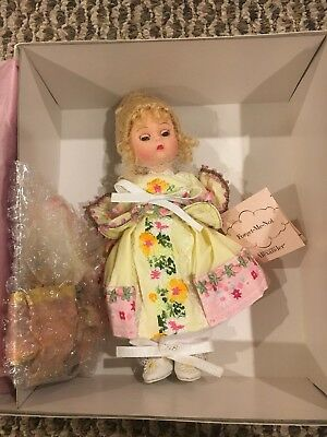 Rare Madame Alexander Doll Forget Me Not