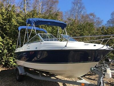 Bayliner 192 Discovery Boat 2009. A fine example
