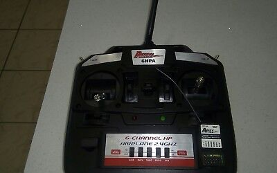 Ares Mode 2 Transmitter 6 Channel With Receiver