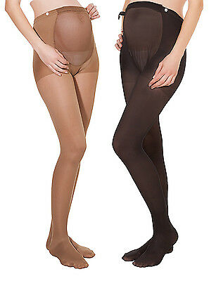 Maternity stockings support tights kompressions-strumpfhose Pregnancy 70DEN