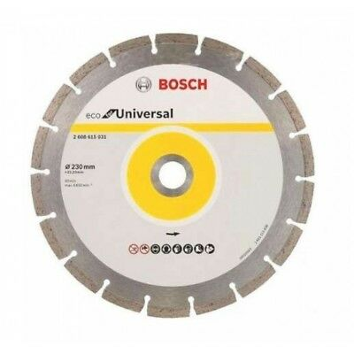Bosch Diamond Cutting Blade 230MM 2608615031 Free Guaranteed Next Day Delivery