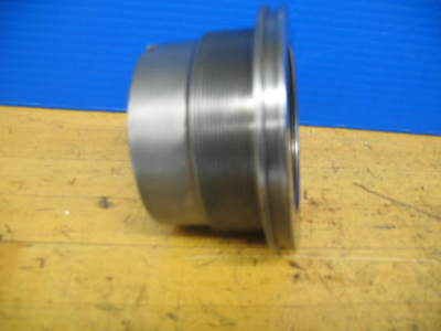 """ATS CNC COLLET NOSE CHUCK COLLET PULL ADAPTER A6-S26H X 72mm X 1.5mm X .750"""""""