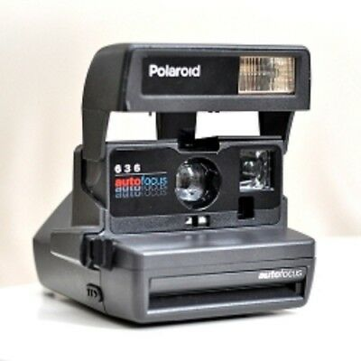 "POLAROID   Sofortbildkamera POLAROID 636 CloseUp new autofocus "" NEU "" in OVP"