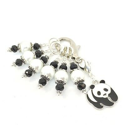 Pack of 2 KnitUK Ring Stitch Markers Chinese Lucky Coin
