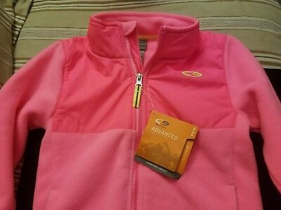 girls champion new fleece jacket 3T