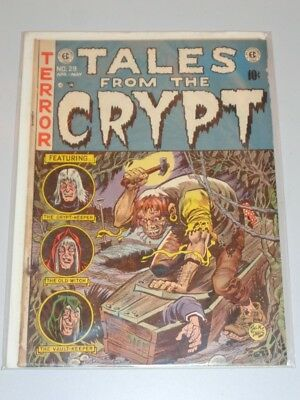 Tales From The Crypt #29 Vg- (3.5) Ec Comics April May 1952*