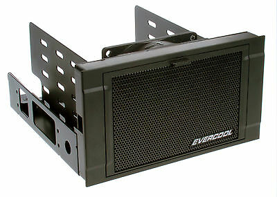 "New Evercool HD-AR-R ARMOR 2x 5.25"" Drive Bay to 3x 3.5"" or 4x 2.5"" HDD Cooler"