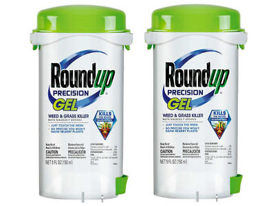 *2 PACK* RoundUp Precision Gel Weed & Grass Killer 5 OZ (150ML)