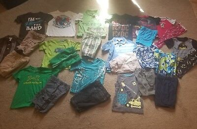 3T Boys Mixed Lot. Class Club, Hartstring, Under Armour And More 27!
