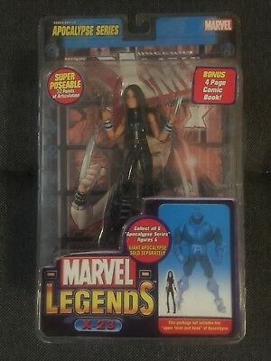 Marvel Legends X-23 Figur Neu OVP Toybiz Marvel