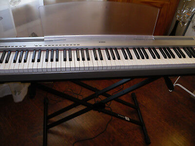 E Piano , Stagepiano, Digitalpiano Yamaha P 85 (s)