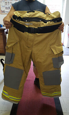 Firefight Globe G-Xtreme turnout pants w47 x 32L