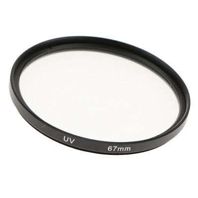 67mm Multi-Coated Glass UV Lens Filter Protection for SLR & DSLR Cameras New