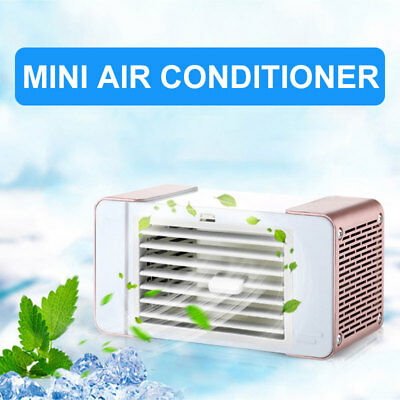 Electricfan LED Fan Air Cooler Portable Air Conditioner Refrigeration