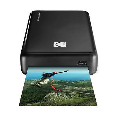 Kodak Mini 2 Mobile Printer Black