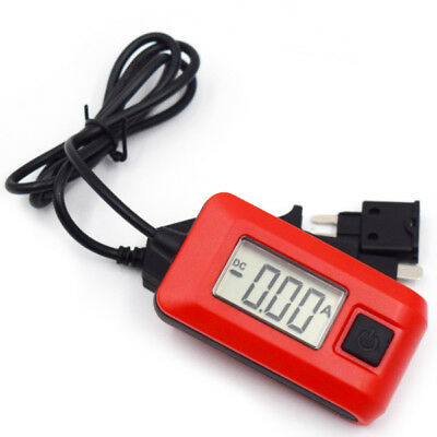 AE150 Electrical Current Tester by Fuse Galvanometer Diagnostic Service tool 12V