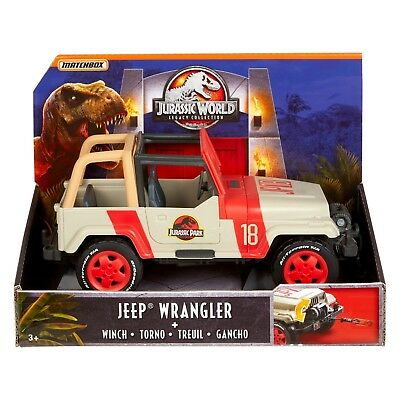 Jurassic World Fallen Kingdom Legacy Collection Jeep Wrangler / Target Excl.
