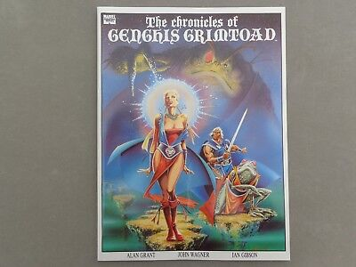 The Chronicles of Genghis Grimtoad   Alan Grant, John Wagner, Ian Gibson