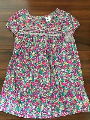 Carters Girls Floral Top Size 6x Excellent Condition!
