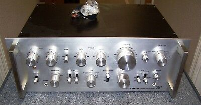 Pioneer SPEC 1 Stereo Pre-Amp Preamp Nice working unit Serviced