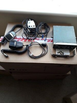 CB radio and handsets system made by Midland
