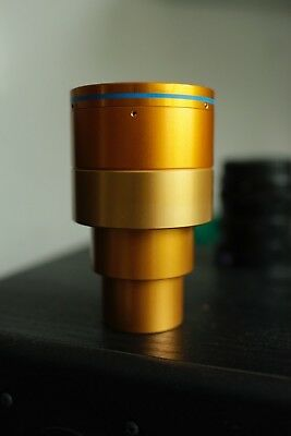 ultra-anamorphic mc 2x isco optic