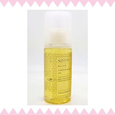 🌸 Sanctuary Spa Mum To Be Stretch Mark Oil (150ml) Midwife Approved! 🌸