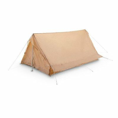 French Army Desert Commando Tent