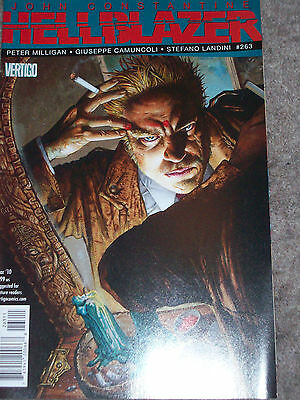 Hellblazer #263 : Vertigo Comics : Nice Rare Issue