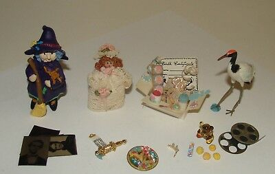 Large assortment of Dollhouse Accessories