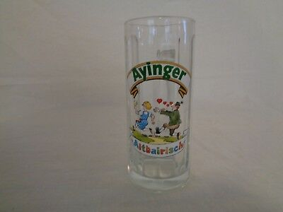 Ayinger Altebairisch, Rastal Mug, Beer Mug, Germany