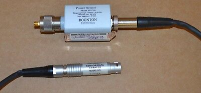 Boonton 51071A Dual Diode Power Sensor 10MHz-26.5GHz w/Cable and Sensor Adapter