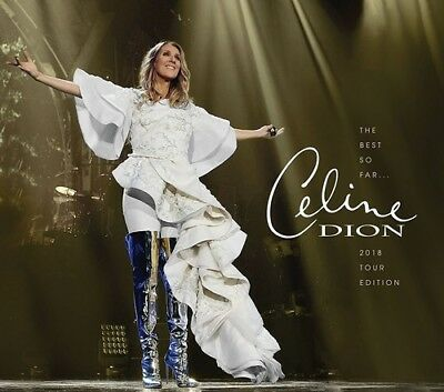 Celine Dion - Best So Far: 2018 Tour Edition [New CD] Asia - Import