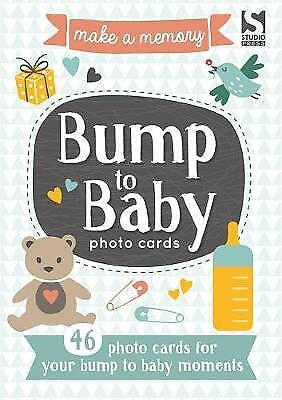 Make a Memory Bump to Baby Photo Cards, Brook-Piper, Holly