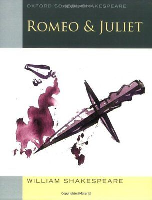 Oxford School Shakespeare: Romeo and Juliet,William Shakespeare, Roma Gill