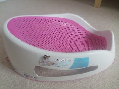 Angelcare-Soft-Touch-Baby-Bath-Support-Pink  Angelcare