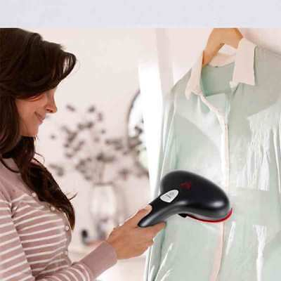 1500w Handheld Clothes Steamer/ Steam Iron –Portable-Ideal For Home & Trave UK