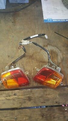 kymco maxi for u eq40aa mobility scooter parts  Rear Lights
