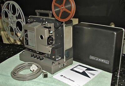 BELL & HOWELL TQ1 (model 655) 16mm OPTICAL SOUND PROJECTOR
