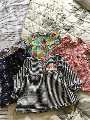 Baby Girls 9-12 Month Tunic Bundle