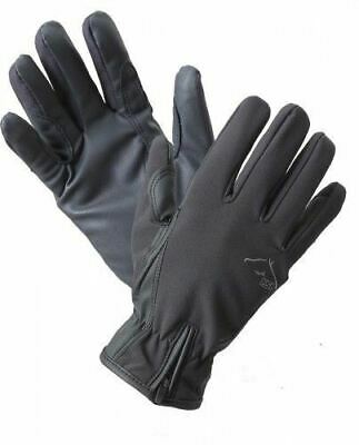 RSL Ladies Arosa Winter Water-Resistant Riding Gloves With Zipper Wrist