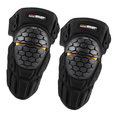 Motorcycle Motocross ATV Racing Adults Knee Shin Armor Protector Guard Pad