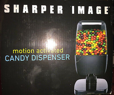 Brand New Sharper Image Candy Dispenser For Man Cave Tiki Bar Garage Touchless
