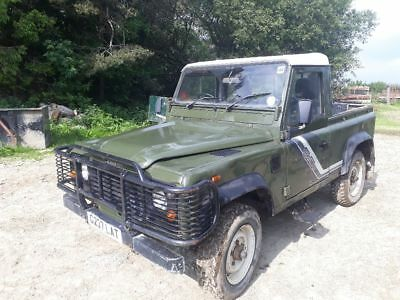 landrover 90 2.5 turbo