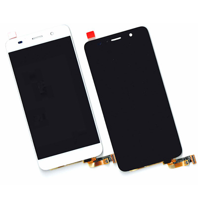 Display Lcd Touch Screen Vetro Ricambio Huawei Y6 Scl-L01 Scl-L21 Bianco Nero