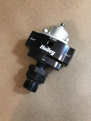Holley 12-840 Billet Adjustable Regulator