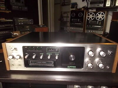 Pioneer  H-R 9000   8Track  Casseiver