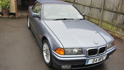E36 BMW 323i Convertible for spares or repair